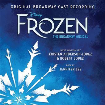 Frozen: The Broadway Musical - CD