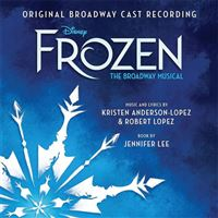 Frozen: The Broadway Musical - CD