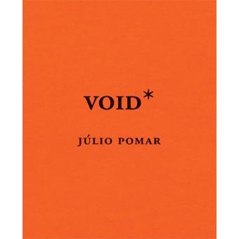 Void* - Livro 3: Júlio Pomar
