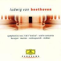 Sinfonia nº 1 e nº 3 | Concerto para Violino | Sonara para Violoncelo e Piano nº 3