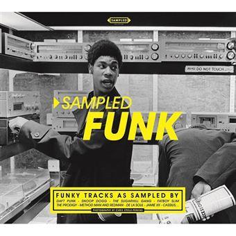Sampled Funk - CD