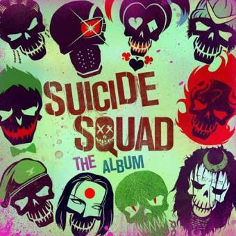 BSO Suicide Squad: The Album