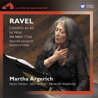 Ravel: Piano Concerto in G major & La Valse - CD