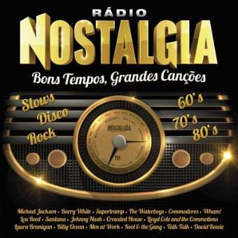 Rádio Nostalgia (2CD)