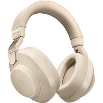 Auscultador Bluetooth Jabra Elite 85h ANC - Gold Beige