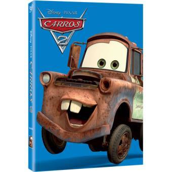 Carros 2 - Edição Clássicos Disney - DVD