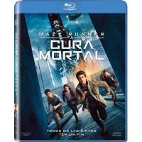 Maze Runner: A Cura Mortal - Blu-ray