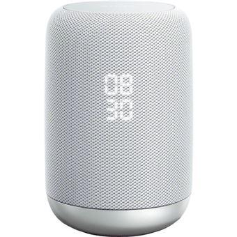 Coluna Bluetooth Sony LF-S50G Com Google Assistant - Branco