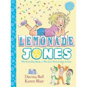 Lemonade jones 1