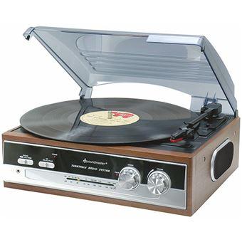 Gira-Discos Soundmaster PL186H