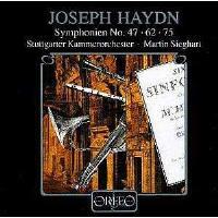 Symphonies Hob I:47,62,75