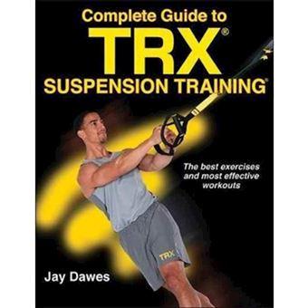 Trx suspension training bible
