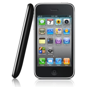 Apple iPhone 3GS - 8GB (Preto)