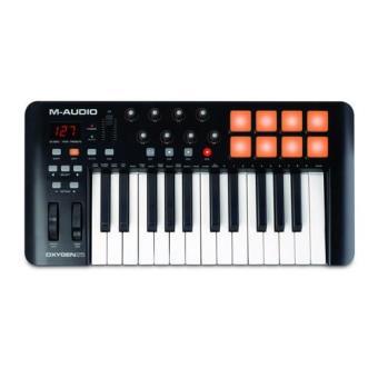 Controlador MIDI Oxygen 25 MK IV