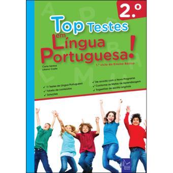 Top Testes em Língua Portuguesa! 2º Ano