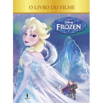 Frozen - Livro do Filme