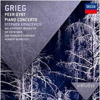 Piano Concerto   Peer Gynt Suite Nr. 1 & 2
