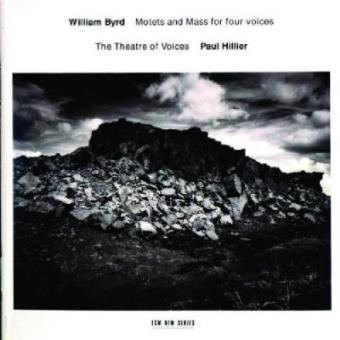 William Byrd | Motets & Mass for 4 Voices