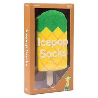 Meias Doiy Icepop Ananás
