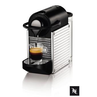 Krups Nespresso Pixie Steel (Titânio)
