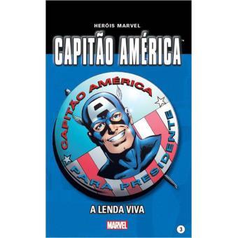 Capitão América: A Lenda Viva