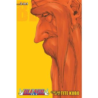 Bleach: 3-in-1 Edition - Book 20: Books 58, 59 and 60