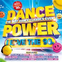 Dance Power - I Love The 90's - 2CD