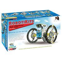 Robot Solar 14 em 1 - World Brands