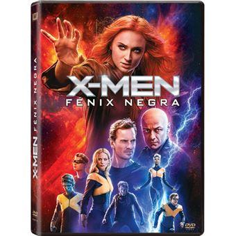 X-Men: Fénix Negra - DVD