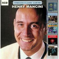 BSO Timeless Classic Albums: Henry Mancini - 5CD