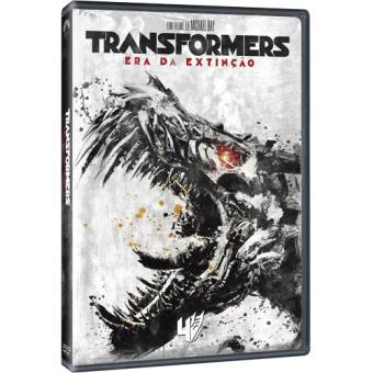 Transformers 4: Era da Extinção - Edição 10º Aniversário (DVD)