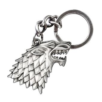 Porta-Chaves de Metal Game of Thrones: Stark