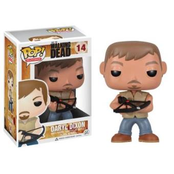 Funko POP Television: Walking Dead - Daryl - 14