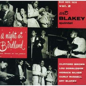 A Night At Birdland Vol.2