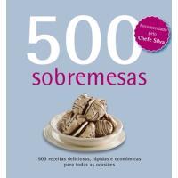 500 Receitas: Sobremesas