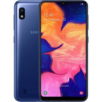 Smartphone Samsung Galaxy A10 - A105F - Azul