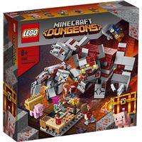 LEGO Minecraft 21163 O Combate De Redstone