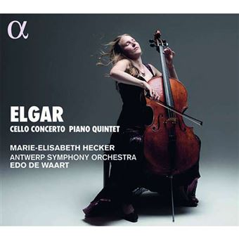 Cello Concerto and Piano Quintet -  CD