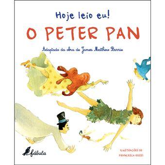 Hoje Leio Eu!: O Peter Pan