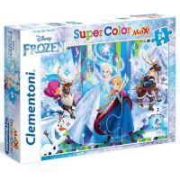 Puzzle Maxi Frozen - 24 Peças - Clementoni
