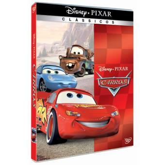 07ff7a6ab Carros - Disney - DVD Zona 2 - Compra filmes e DVD na Fnac.pt