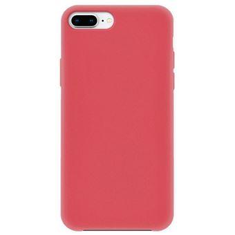 Capa 4-OK Silk Cover para iPhone 8 Plus - Hibisco