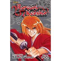 Rurouni kenshin - 3 in 1 Edition - Volume 8