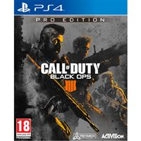 Call of Duty: Black Ops 4 Pro Edition - PS4 - Exclusivo Fnac