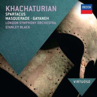 Khachaturian | Spartacus, Masquerade & Gayane