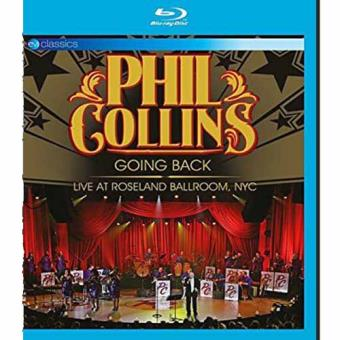 Going Back: Live at Roseland Ballroom, NYC (BD)