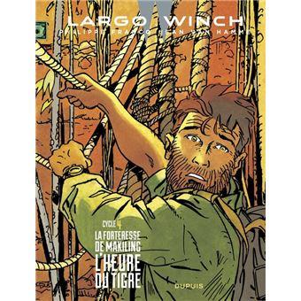 Largo Winch - Diptyques - tome 4 - Diptyque Largo Winch 4/10
