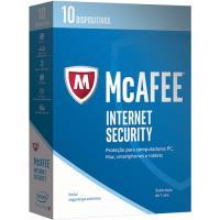 Antivírus McAfee Internet Security 2017 (Todos os seus dispositivos | 1 Ano)