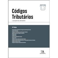 Códigos Tributários e Legislação Fiscal Complementar - Edição Universitária