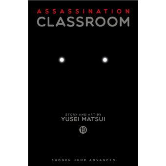 Assassination Classroom, Vol. 19